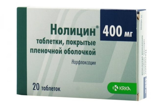 ноліцін