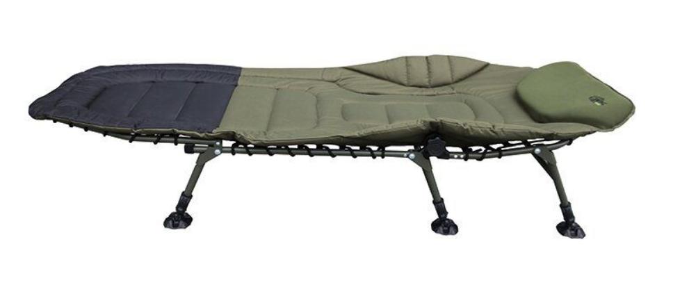 Современная кровать (раскладушка) карповая Norfin Bristol NF (товар магазина norfin.com.ua)