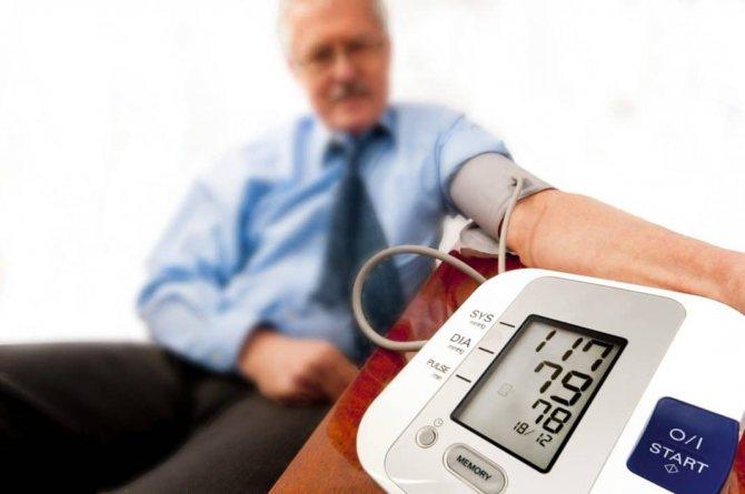 Норма тиску по віковим групам у чоловіків