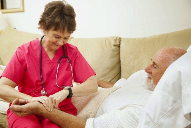 норма пульсу у літніх жінок