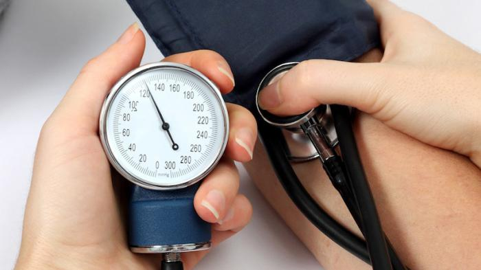 Нормальний тиск дитини 12 років