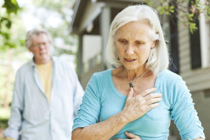 нормальний пульс літньої людини