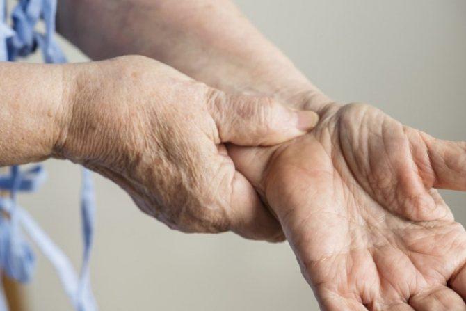 нормальний пульс у літньої людини