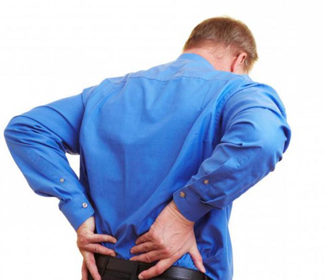 Ніючій Біль в жівоті и поперек