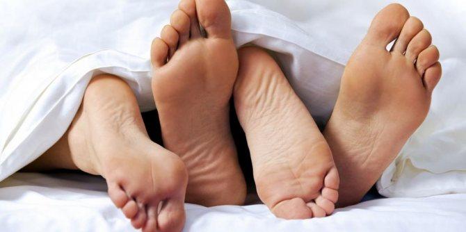 Рясні виділення без запаху при сексі