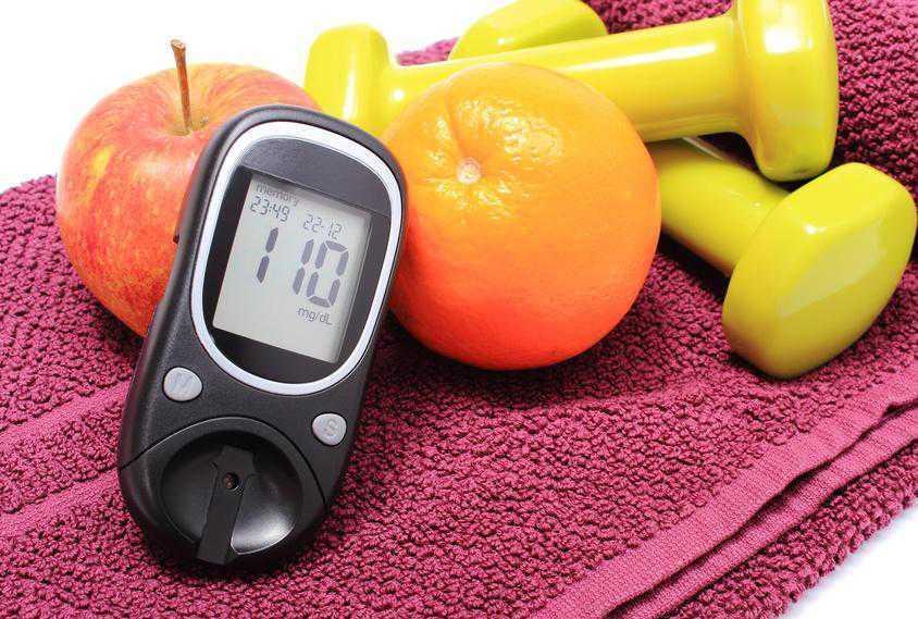 Загострення цукрового діабету