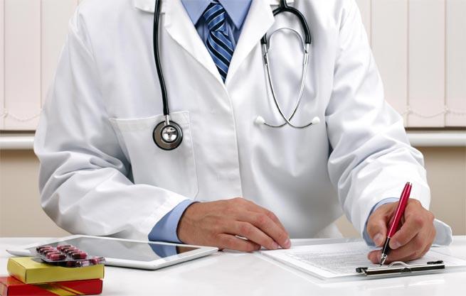Звернутися до лікаря