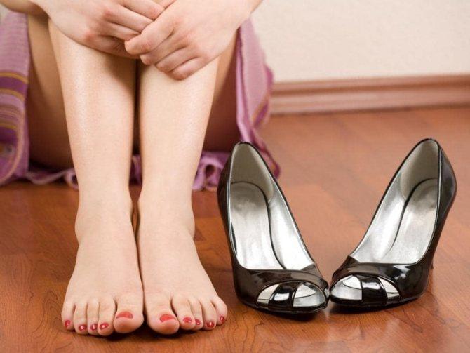 Взуття за розміром