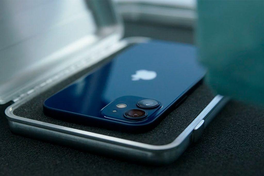 Новая модель 2020 года: iPhone 12 mini