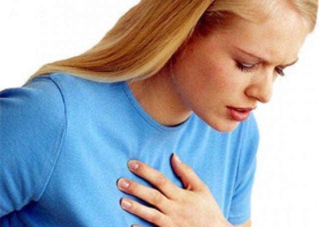 Задишка