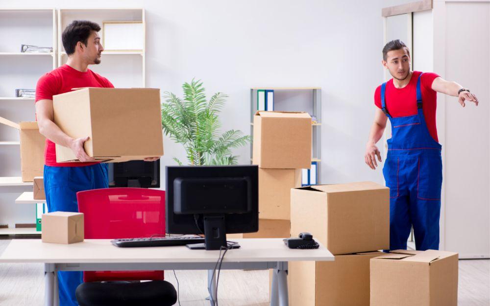 Нюанси і особливості офісного переїзду