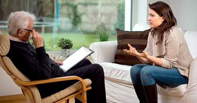 ОКР успішно лікується за допомогою психотерапевтів