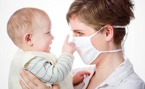 Небезпека перенесення ротавірусу від матері до дитини