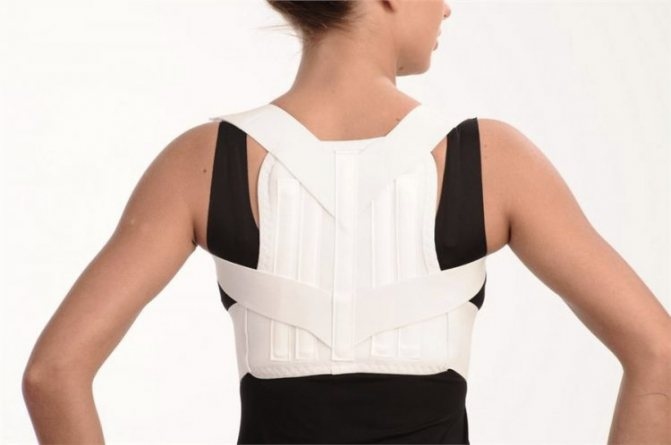 Ортопедичні коректор допоможуть знізіті НАВАНТАЖЕННЯ на хребет