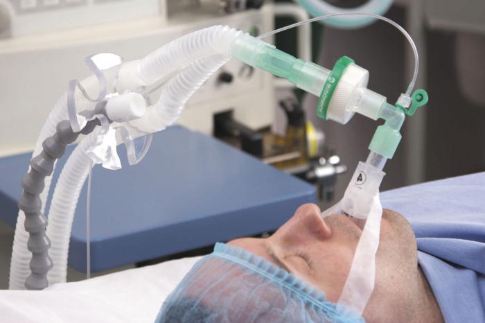 ускладнення Загальної анестезії