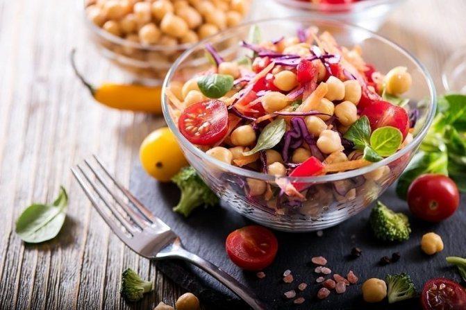Особливості харчування при гіпертонії и ожірінні