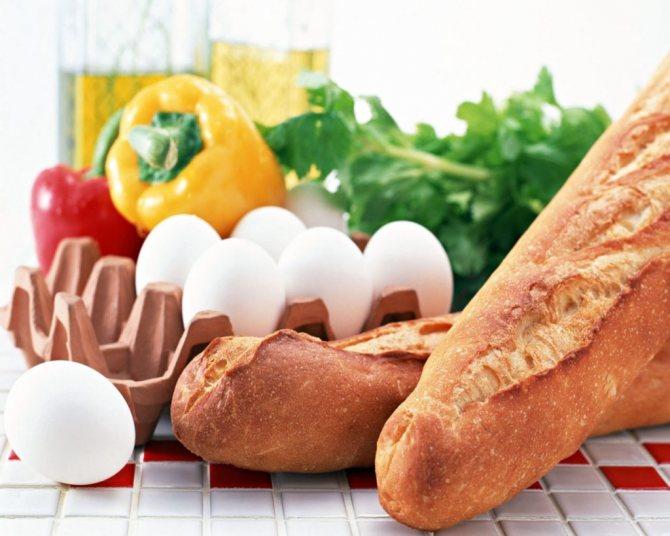 Особливості харчування при поліпах