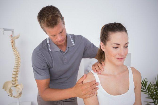 Остеоартроз плечового суглоба