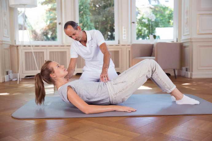 остеохондроз як лікувати ЛФК