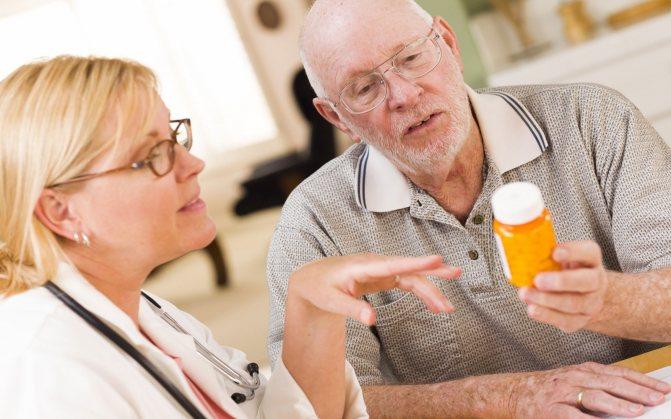 Обережно приймати Левофлоксацин літнім пацієнтам