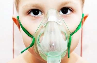 Гостра дихальна недостатність у дітей