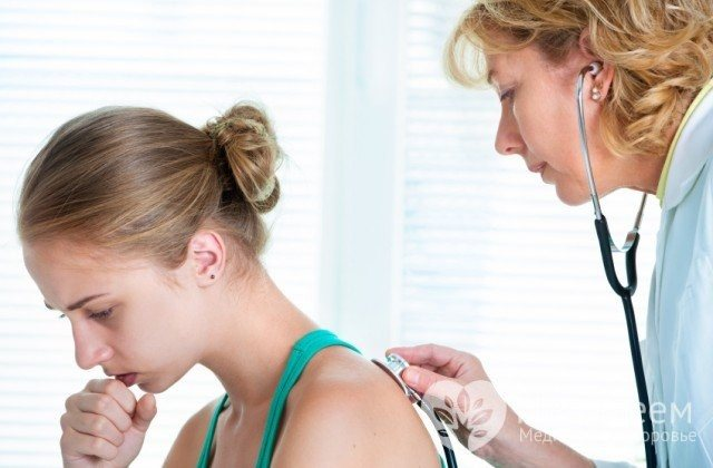 Гостра обструктивний бронхіт проявляється сильним кашлем, Задишка и погіршенням Загальне самопочуття