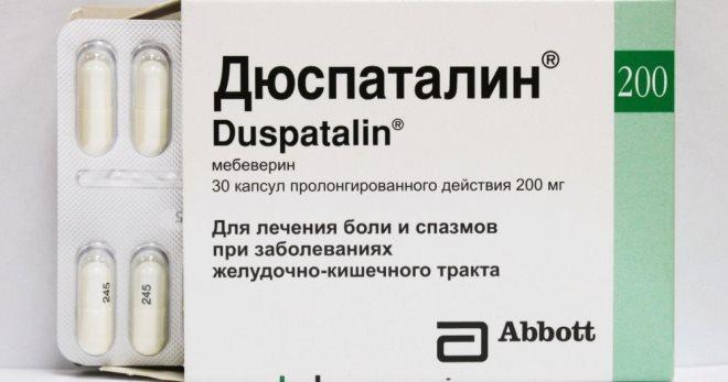 Від чого допомагає Дюспаталін, кому і як правильно потрібно приймати ліки?