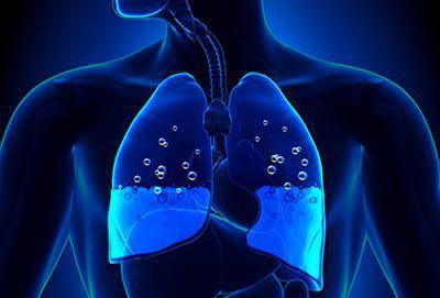 набряк легенів причина смерті