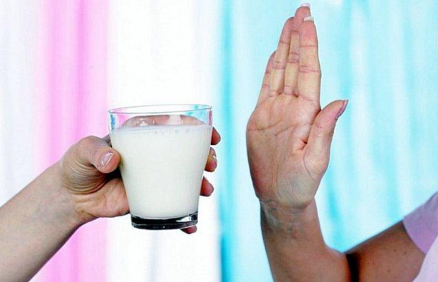 відмова від молока