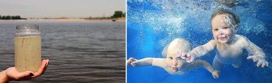 відкриті водойми інфекція у дітей.