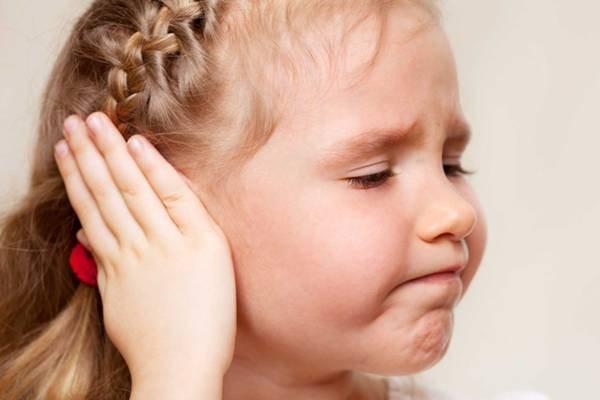 отомікоз супроводжується болем у вусі