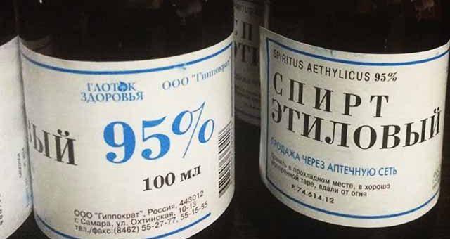 Отруєння етиловий спиртом