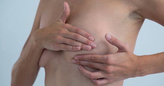 пальпація грудей