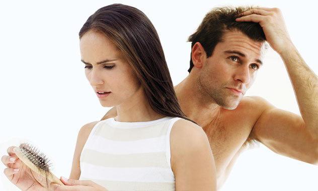 Пантовігар для волосся
