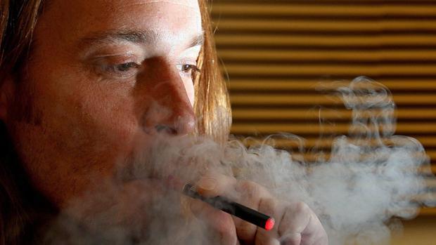 пасивне куріння Електрон сигарет