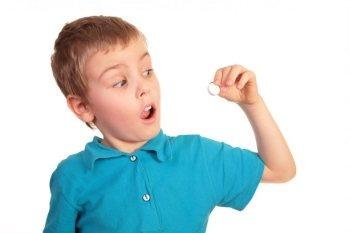 Передозування таблетками Парацетамол у дітей