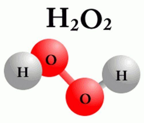 перекис водню всередину для схуднення