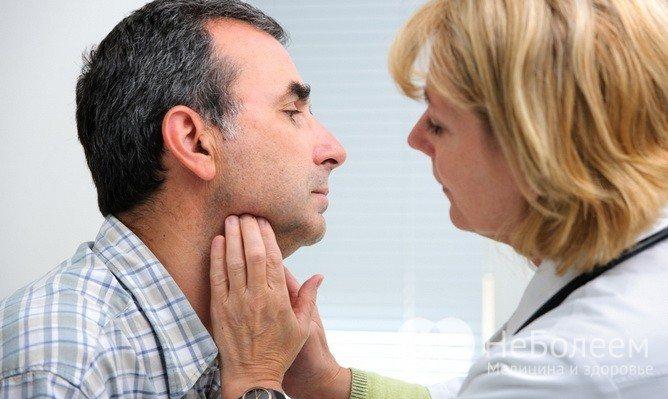 Першіння в горлі: симптом, при якому Варто звернути до ендокринолога