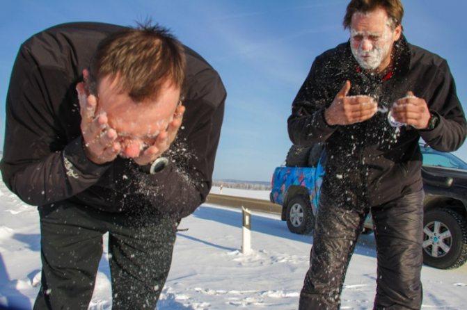 Перша допомога при обмороженні ніжніх кінцівок