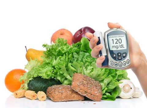 Харчування відіграє ключову роль у контролі над рівнем глюкози у пацієнта з ЦД.