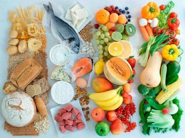 Харчуватіся правильно - дуже важліво, если ви хочете підтрімуваті свой організм здоровим