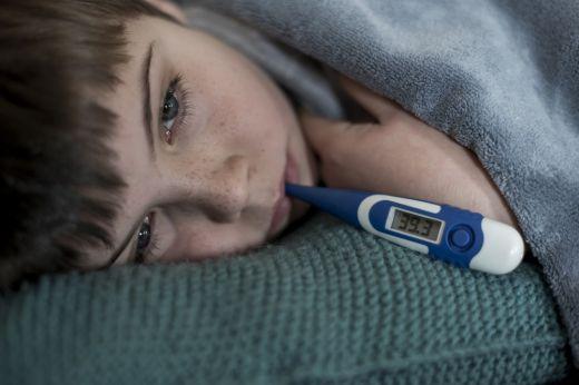 Пневмонія - симптоми у дітей з температурою