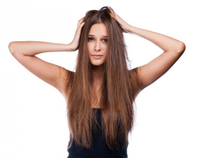 Чому віпадає волосся на Голові у жінок - причини, що робити, як лікуваті.  Народні рецепти від віпадіння волосся, маски