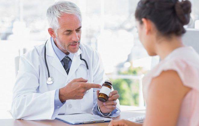 Підбір препаратів у лікаря
