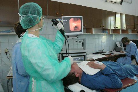 підготовка до бронхоскопії