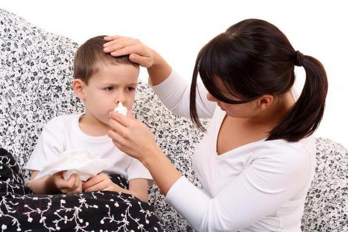Полідекса з фенілефрину відгуки для дітей