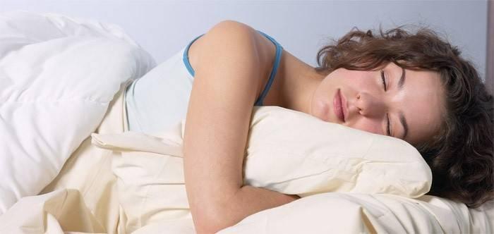 Повноцінний сон лікує втому