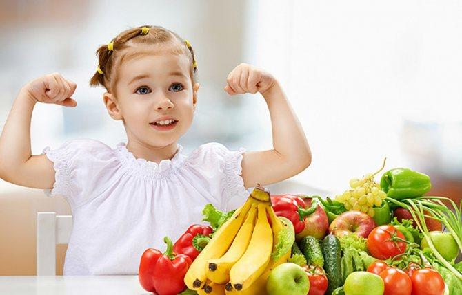 Користь фолієвої кислоти для дітей