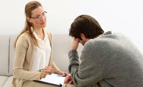 допомога психотерапевта