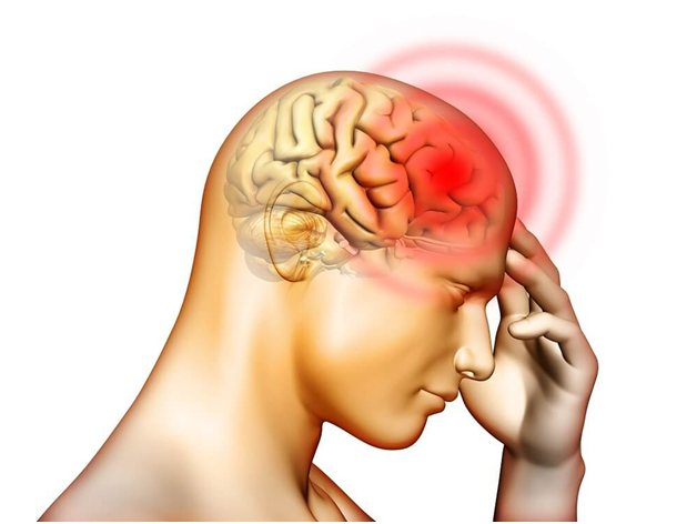 Поразка оболонок головного мозку